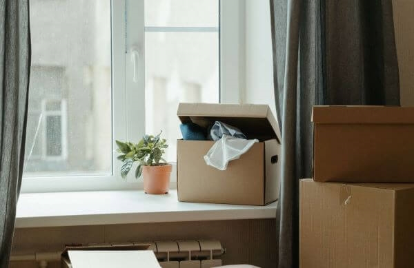 10 Insanely Helpful Tips for When You're Downsizing