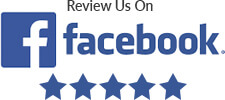 Facebook logo ink for Rapid City Self Storage Facebook page